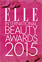 Nagroda Elle International Beauty Awards 2015